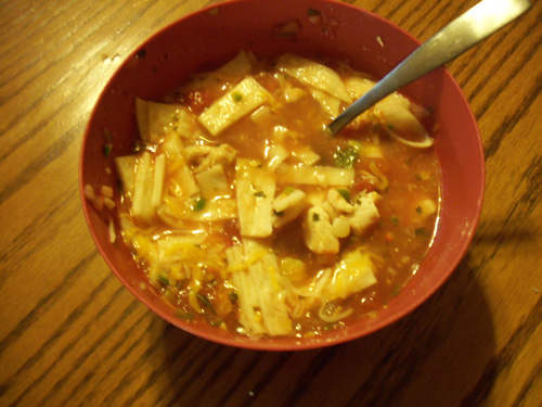 ChickenTortillaSoup