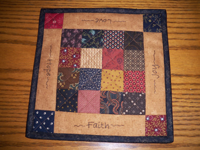 Free Project From Patchalot Patterns