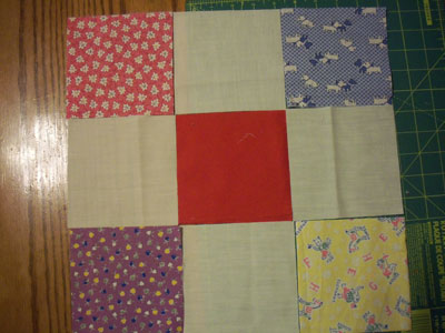 Additional images of 9-patch pizzazz by judy sisneros.