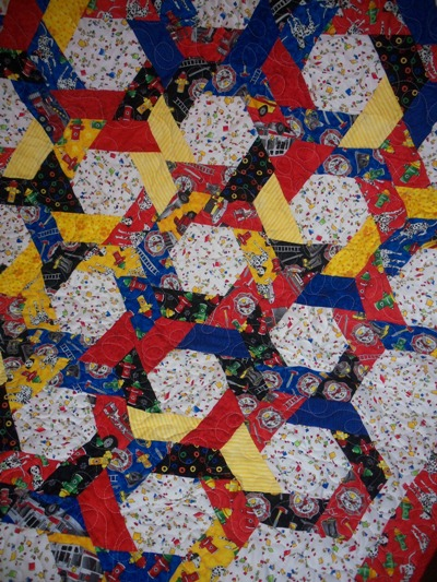 hexagonquilt