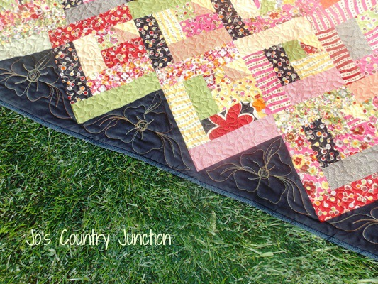 Oz A Quilt Pattern Tutorial Jos Country Junction