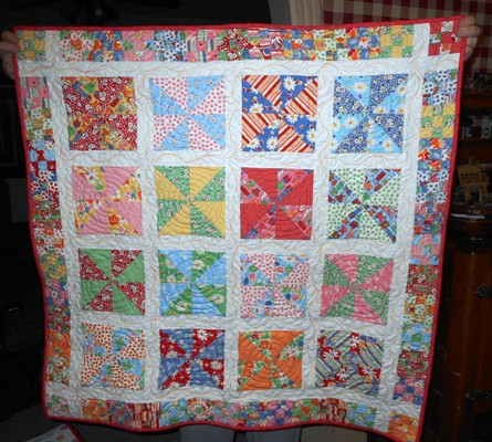 the rikrak studio: the quilt catalogue: the pinwheel pattern