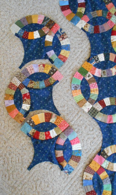 Tips for Double Wedding Ring Quilt Jos Country Junction