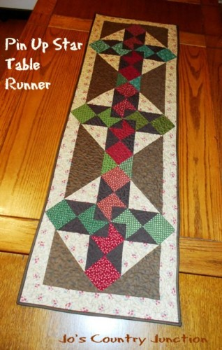 Free Table Runner Tutorials Jo S Country Junction