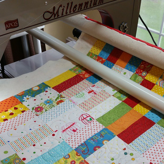 So far so good!  #joscountryjunction  #quilting  #patchwork