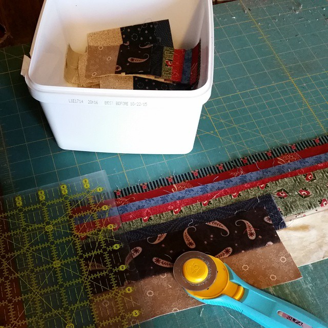 I am sewing for myself. No deadlines. Yahoo!#joscountryjunction  #quilting