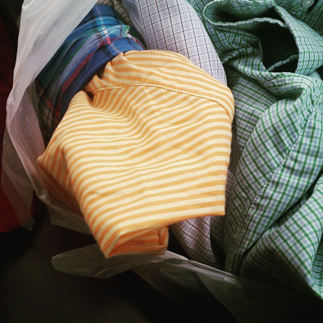Orange shirt! Just for you Josie! #joscountryjunction # quiltsofshirts