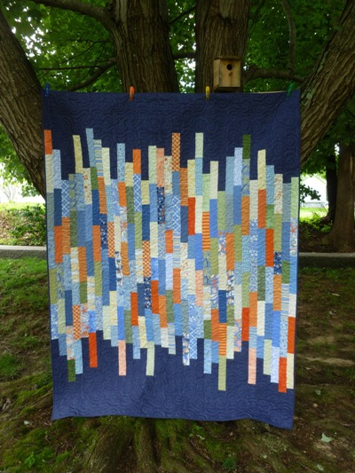 meet in the middle quilt