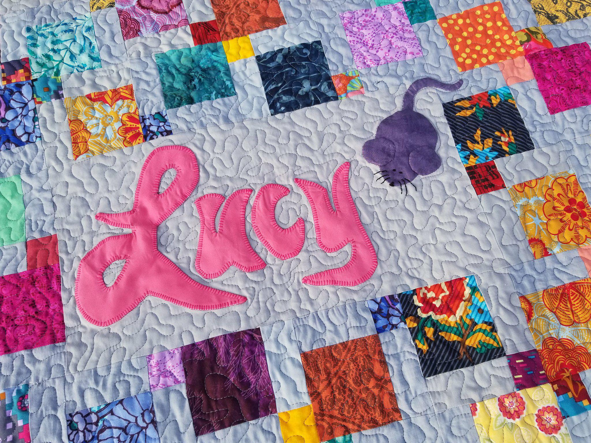 Lucy\'s Quilt Finish | Jo\'s Country Junction